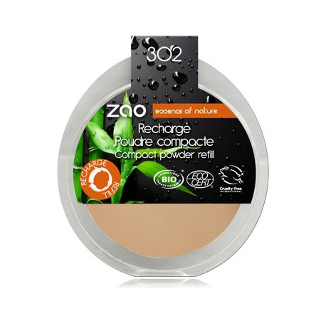 Recharge Poudre Compacte Zao Make Up
