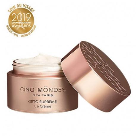 Géto suprême - La crème Cinq Mondes