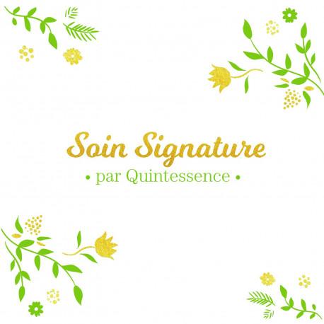 Soin Signature par Quintessence