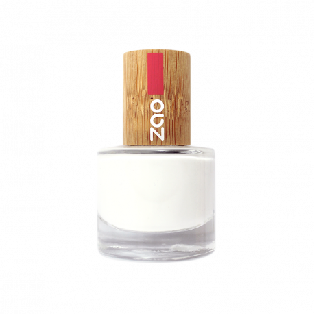 Vernis à ongles 641 Blanc French Manucure Zao Make Up