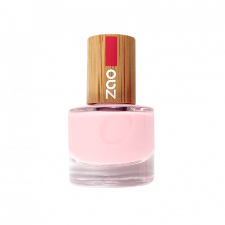 Vernis à ongles 643 Rose Pastel Zao Make Up