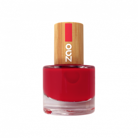 Vernis à ongles 650 Rouge Zao Make Up