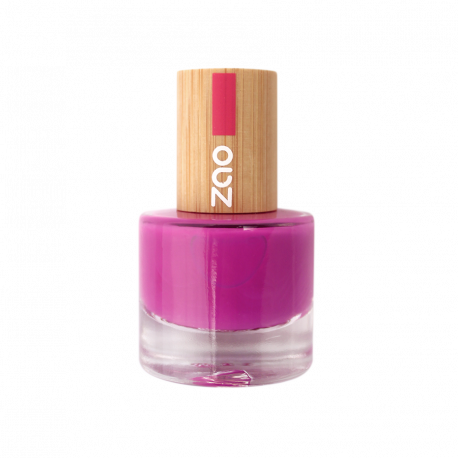 Vernis à ongles 652 Lilas Zao Make Up